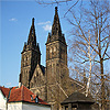 Vysehrad Castle - Prague