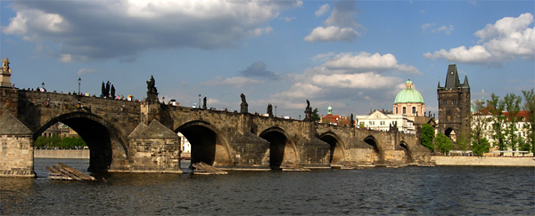 Picture of Prague Charles Bridge