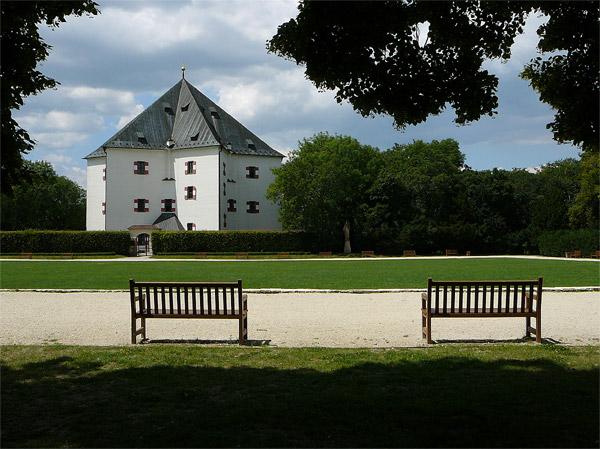 Prague Hvezda summer palace - Letohradek Hvezda