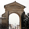 Gate from Strahov Monastery to Lesser Town